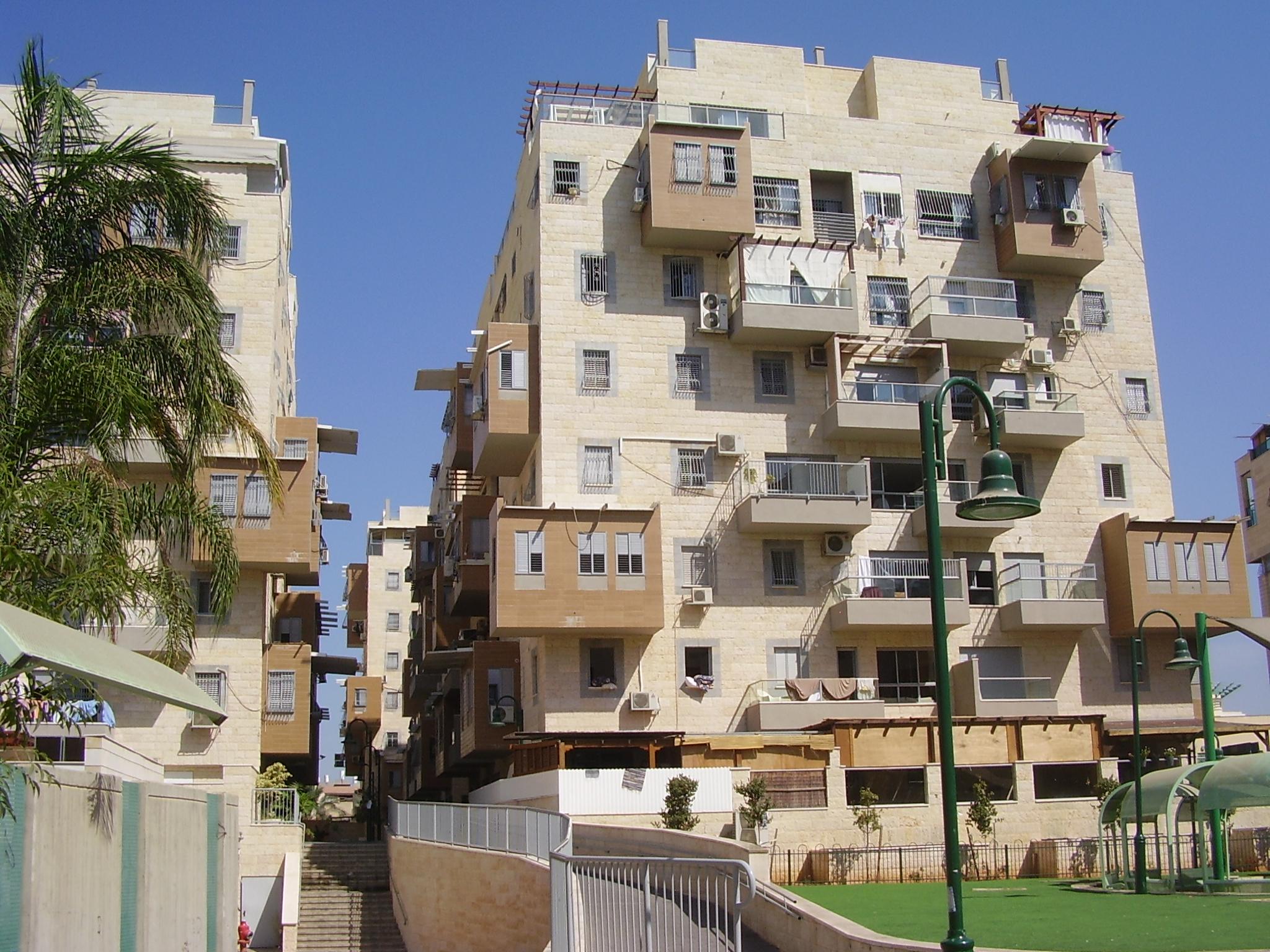 La mayoría de los edificios de Israel no están preparados para terremoto