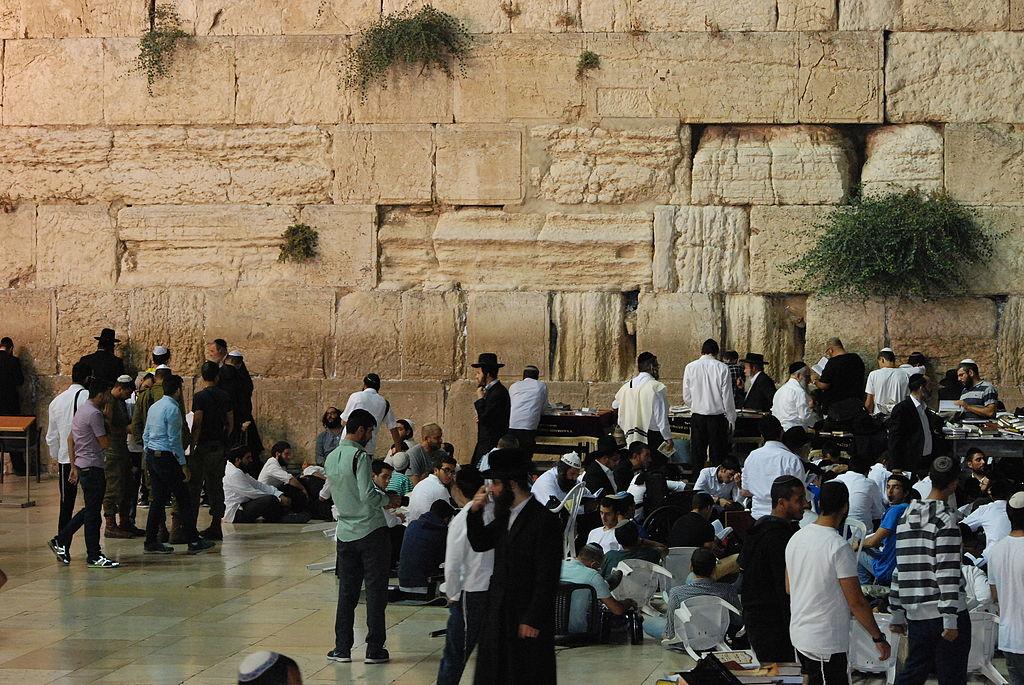 Ayuno y duelo marcan la destrucción del Templo de Jerusalén - Foto: Shlomo Kakon Pikiwiki CC BY 2.5