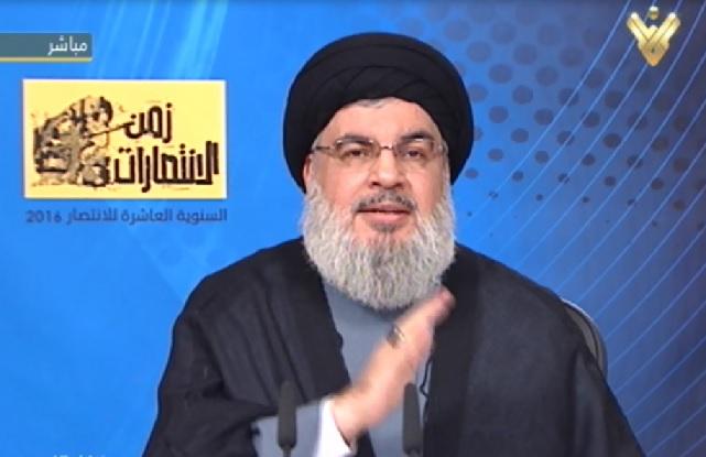 """Hezbollah amenaza: """"todos los puntos de Israel están en nuestra mira"""""""