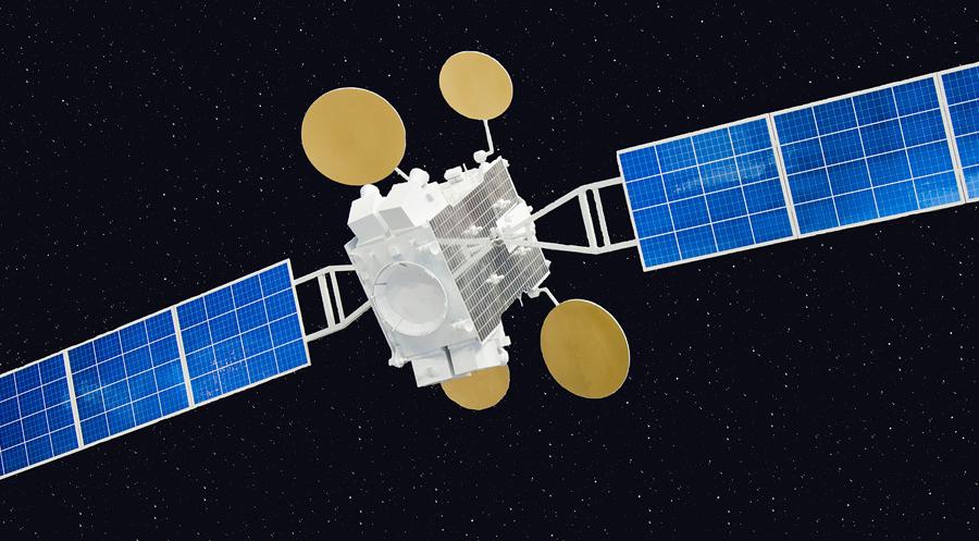 Estudian la construcción de un satélite de comunicaciones