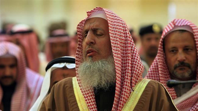 """El muftí saudita dice que los líderes iraníes son """"enemigos del islam"""""""