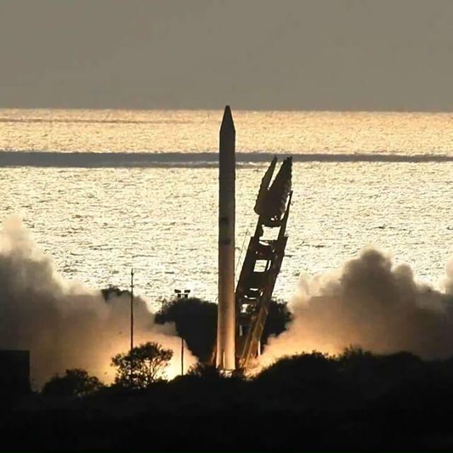 Israel admite problemas con el nuevo satélite espía Ofek 11