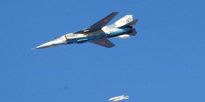Rusia y Siria suspenden ataques aéreos contra Alepo, dice ministro ruso