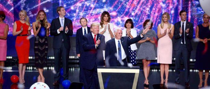 """El presidente electo Trump: """"renovaremos el sueño americano"""""""