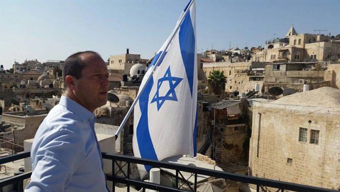 El intendente de Jerusalén pide a Trump que traslade la embajada como prometió