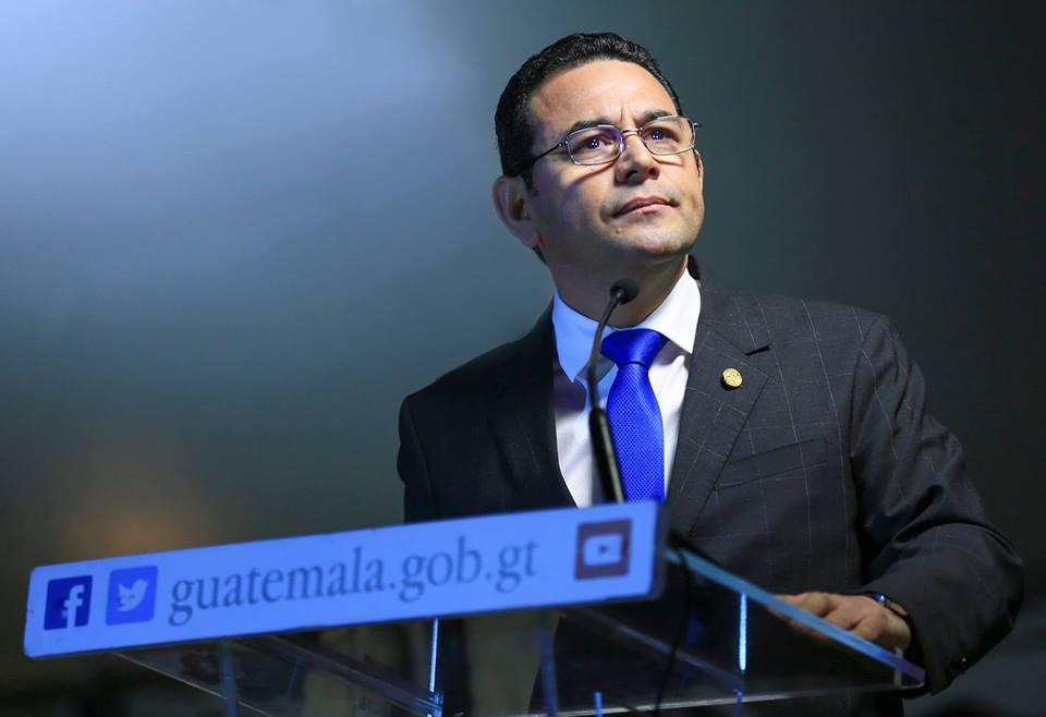 GUATEMALA: EL PRESIDENTE MORALES REALIZÓ UNA VISITA OFICIAL A ISRAEL