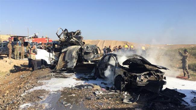Mueren 39 personas en tres ataques en provincia iraquí de Saladino — AVANCE