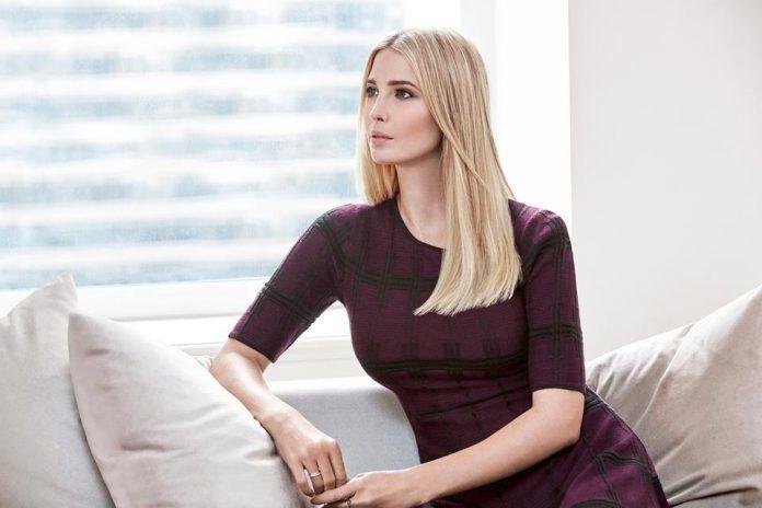 Ivanka Trump rezó en la tumba de Lubavitch por el éxito de su padre
