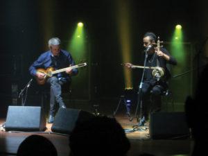 Mark y Peretz Eliahu