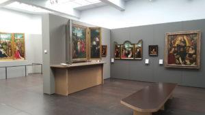 Groeninge: arte flamenco fin del siglo 15