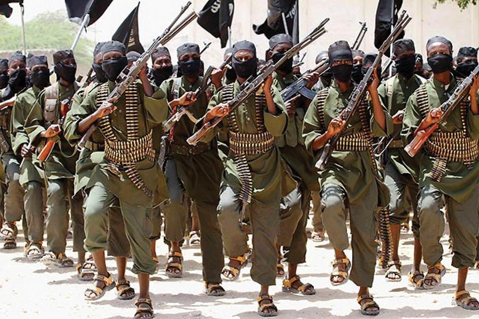 Combatientes Al Qaeda