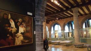 Museo en el Hospital San Juan