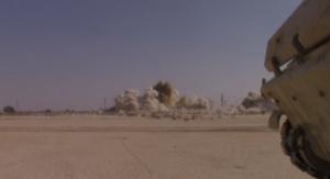 Operaciones egipcias en el Sinaí Foto: Fuerzas Armadas de Egipto via Facebook