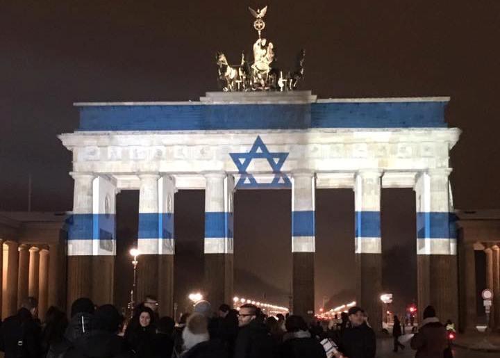 Alemania se solidariza con Israel tras el atentado en Jerusalén