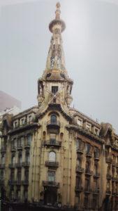Antigua Confitería el molino de 1915