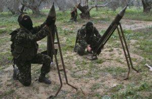 Palestinos de la Jihad Islámica disparan cohetes contra Israel Foto Wikipedia