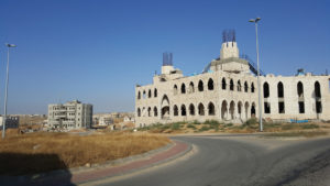 Construcción en Rahat