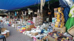 El shuk (mercado) en Rahat