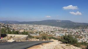 Vista desde Beit Jann