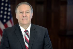 Mike Pompeo Foto: Oficina del Presidente electo CC BY 4.0