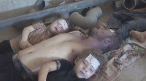 Masacre química en Ghouta