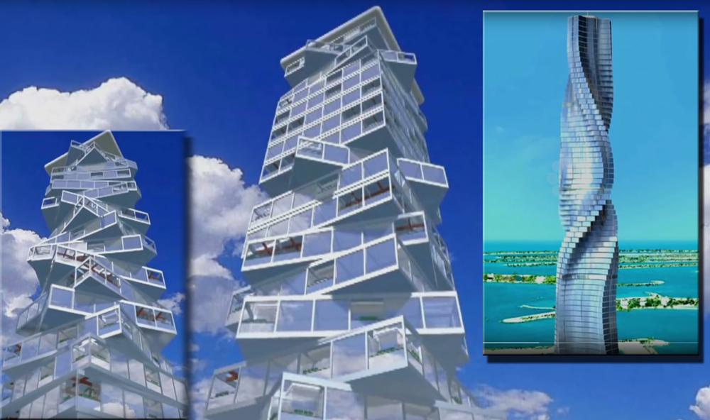 el primer hotel rascacielos dinmico del mundo se realizar en dubai es una creacin del arquitecto david fisher