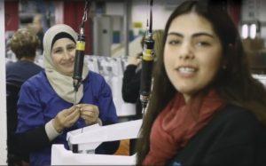 """Liron, israelí y Sarah, beduina de Rahat: """"Es genial trabajar juntas"""""""