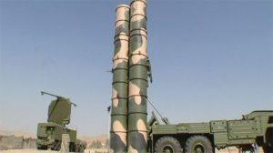 Misiles S-300 junto a la instalación nuclear iraní de Fordo