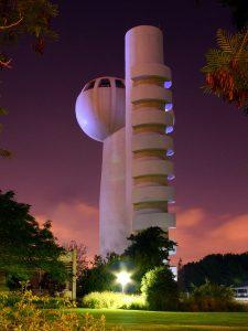 Acelerador de partículas del Instituto Weizmann de Rehovot Foto: Niv Wikipedia VV BY-SA 2.0