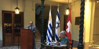 Uruguay: la Cancillería homenajea con una exposición al suizo que salvó 62 mil judíos