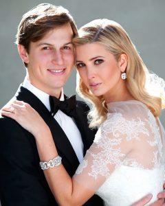 Jared Kushner e Ivanka Trump Foto: Facebook
