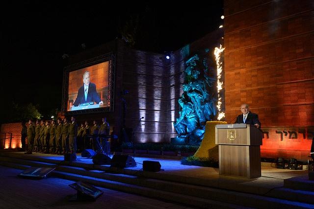 Israel y Polonia recuerdan a judíos asesinados en el Holocausto