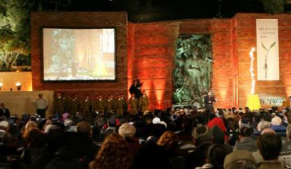 Israel recuerda hoy a las víctimas del Holocausto
