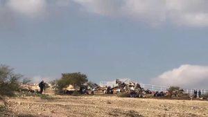Demolición de casas en Umm-al-Hiran