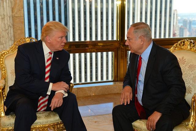 Trump asegura que hay oportunidad de lograr la paz en Oriente Medio