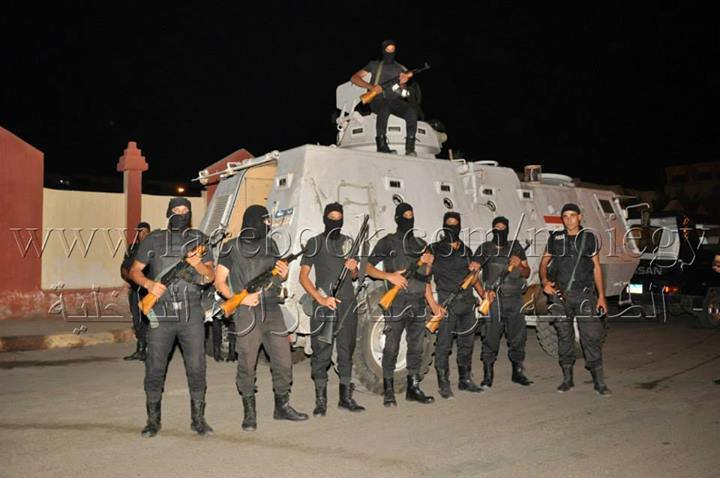 Aviones egipcios lanzan seis ataques contra campamentos terroristas en Libia
