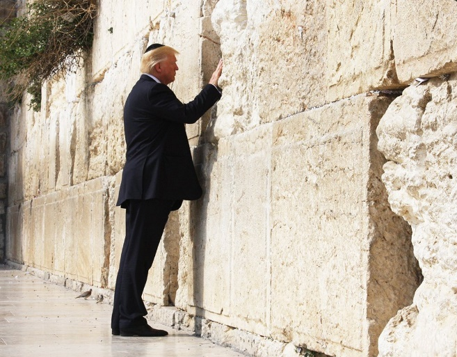 Estados Unidos posterga el traslado a Jerusalén de su Embajada en Israel