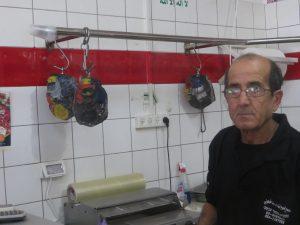 Tomarkin en la carnicería de Tabuni