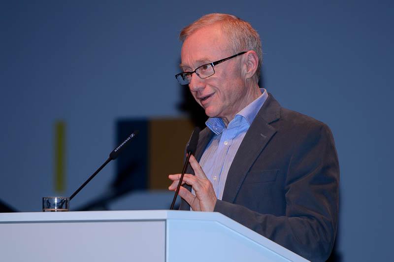 David Grossman, el primer israelí en ganar el Man Booker