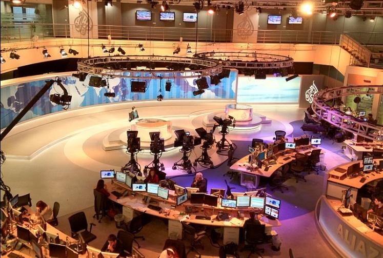 Israel considera cerrar Al-Jazeera
