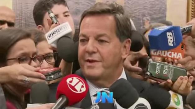 Comisión rechazó la denuncia contra Temer