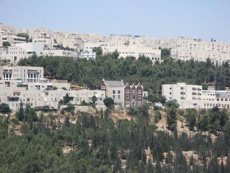 Israel construirá 800 viviendas en Jerusalén este