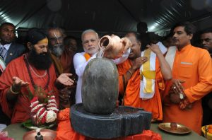 Narendra Modi Foto: Facebook