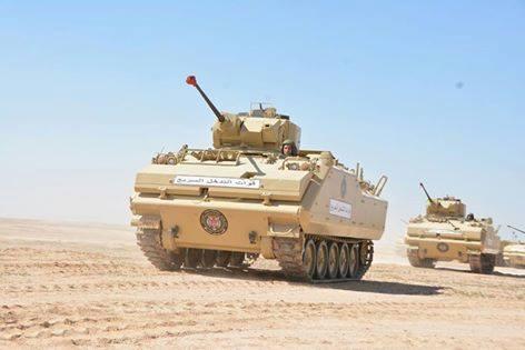 Egipto: enorme atentado en el Sinaí contra el ejército