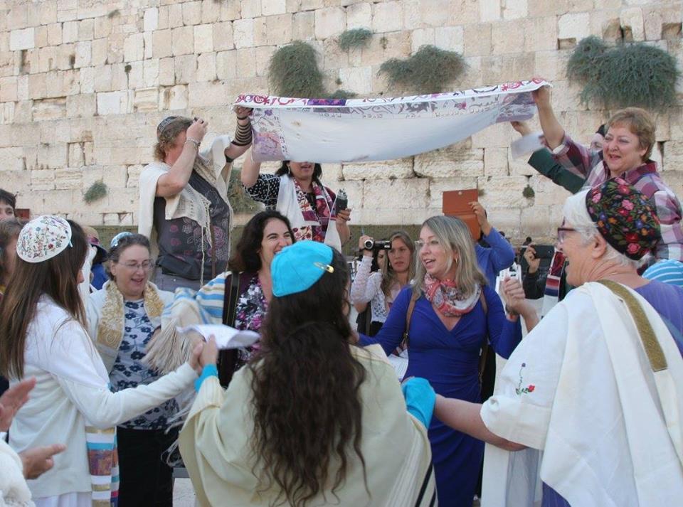 Las Mujeres del Muro reclaman un judaísmo feminista