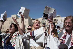 Foto: Mujeres del Muro via Facebook
