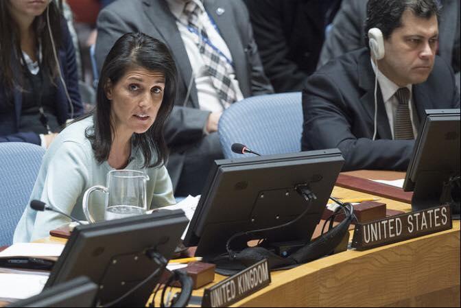 """EEUU: """"No se le puede permitir a Irán usar el acuerdo nuclear para tomar al mundo de rehén"""""""
