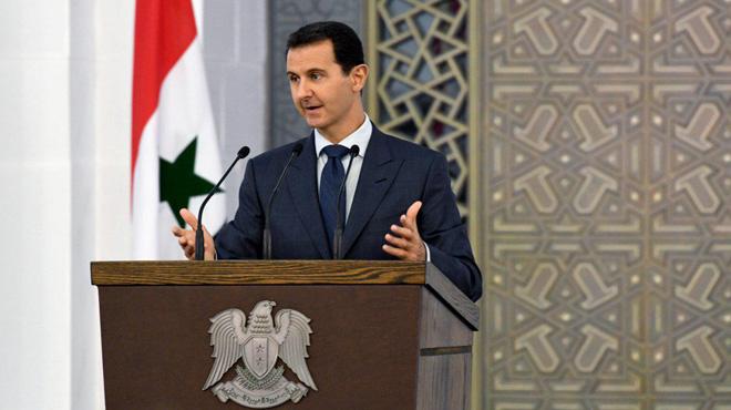 """Assad: """"En los libros de historia escribirán lo que Irán hizo por nosotros"""""""
