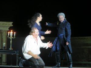 Escena de Tosca
