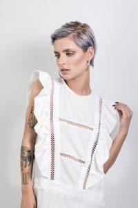 Blanco y vaporoso - Foto Mor Oran